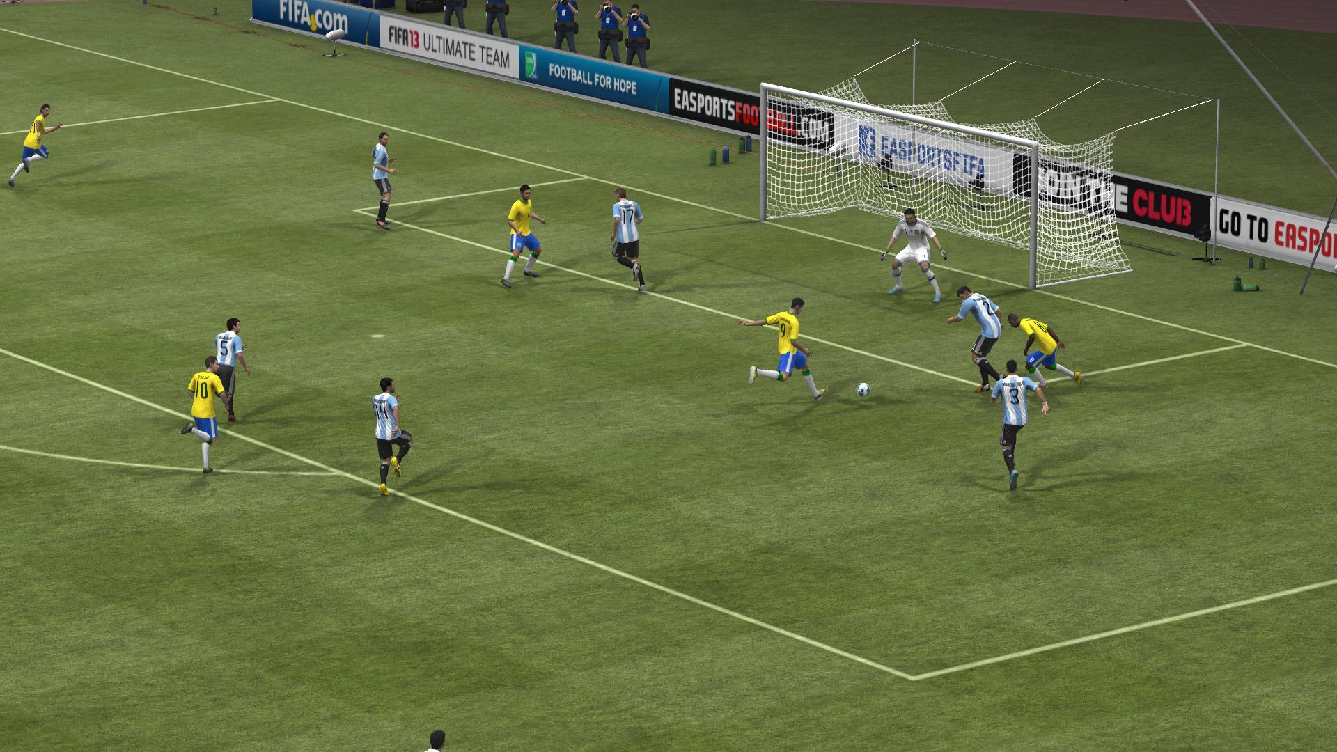 Juegos Fifa13 Online Fifa