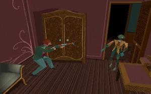 Alone in the Dark - PC DOS