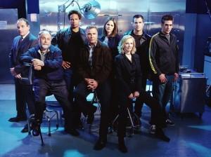 C.S.I. Serie TV