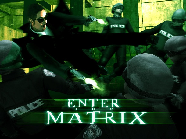 Enter The Matrix juego PC