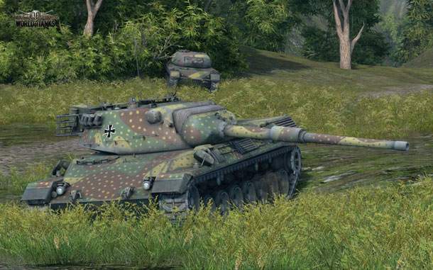 Nuevos tanques para World of Tanks