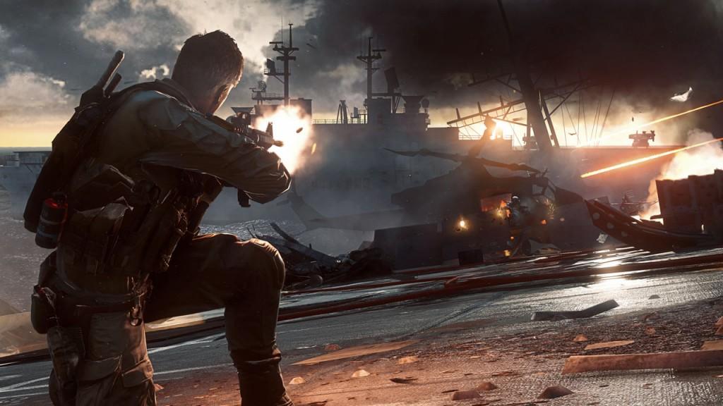 todo el DLC de Battlefield 4