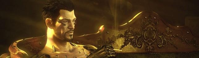 Deus Ex Modelado 3D