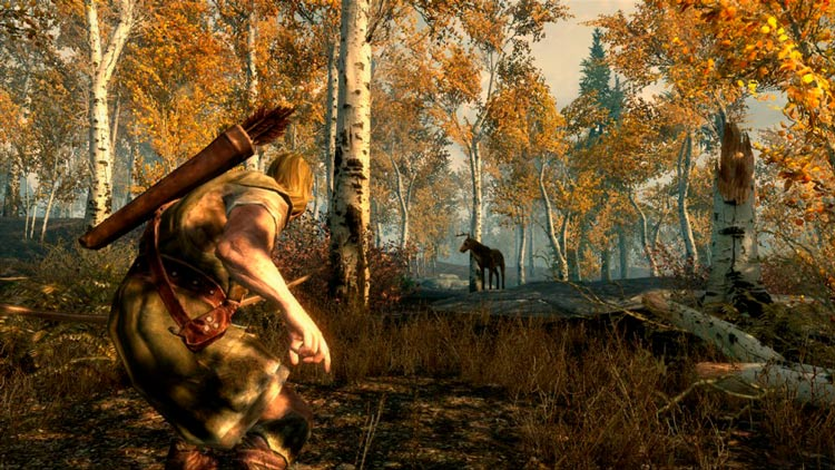 Skyrim Special Edition es compatible con mods antiguos