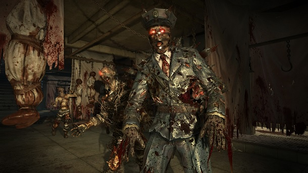Capitán zombi Uprising