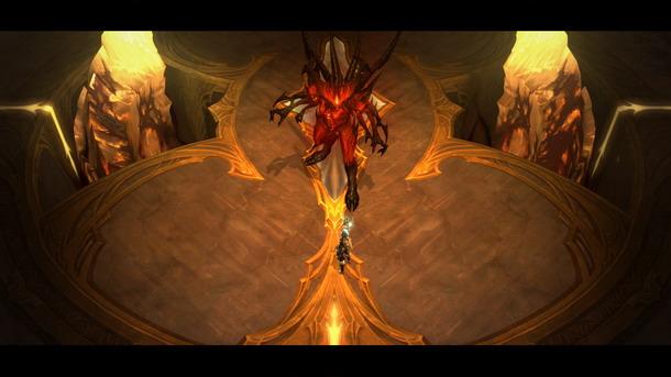 Conexión permanente en Diablo III.