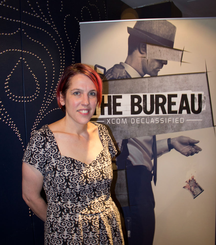 The BUreau XCOM Declassified. Alyssa Finley.
