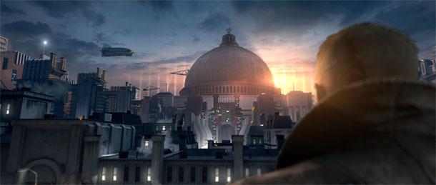 BJ Blazkowicz - Wolfenstein The New Order - Doom