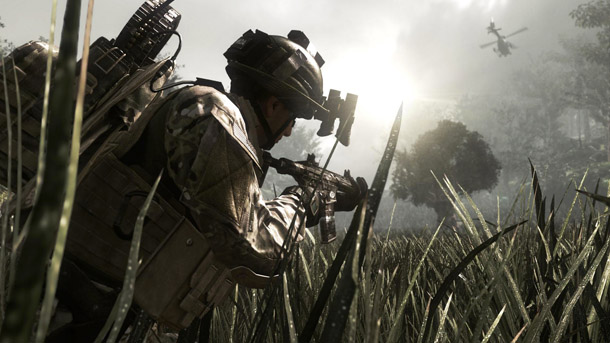 Call of Duty Ghosts - E3 2013 PC
