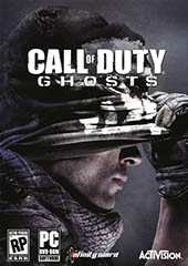 caratula Call of Duty Ghosts
