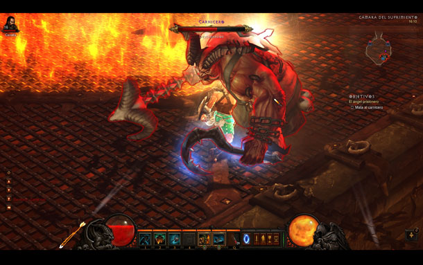 Diablo 3 y sus nefastos checkpoints.