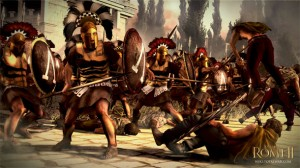 Total War Rome 2 confirma su primer DLC.