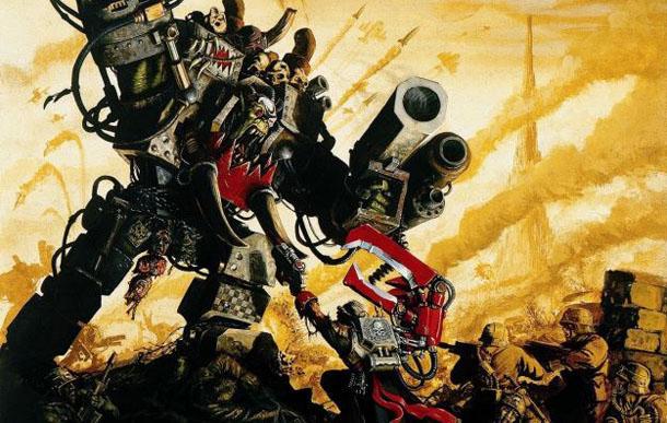 Warhammer 40K Armageddon