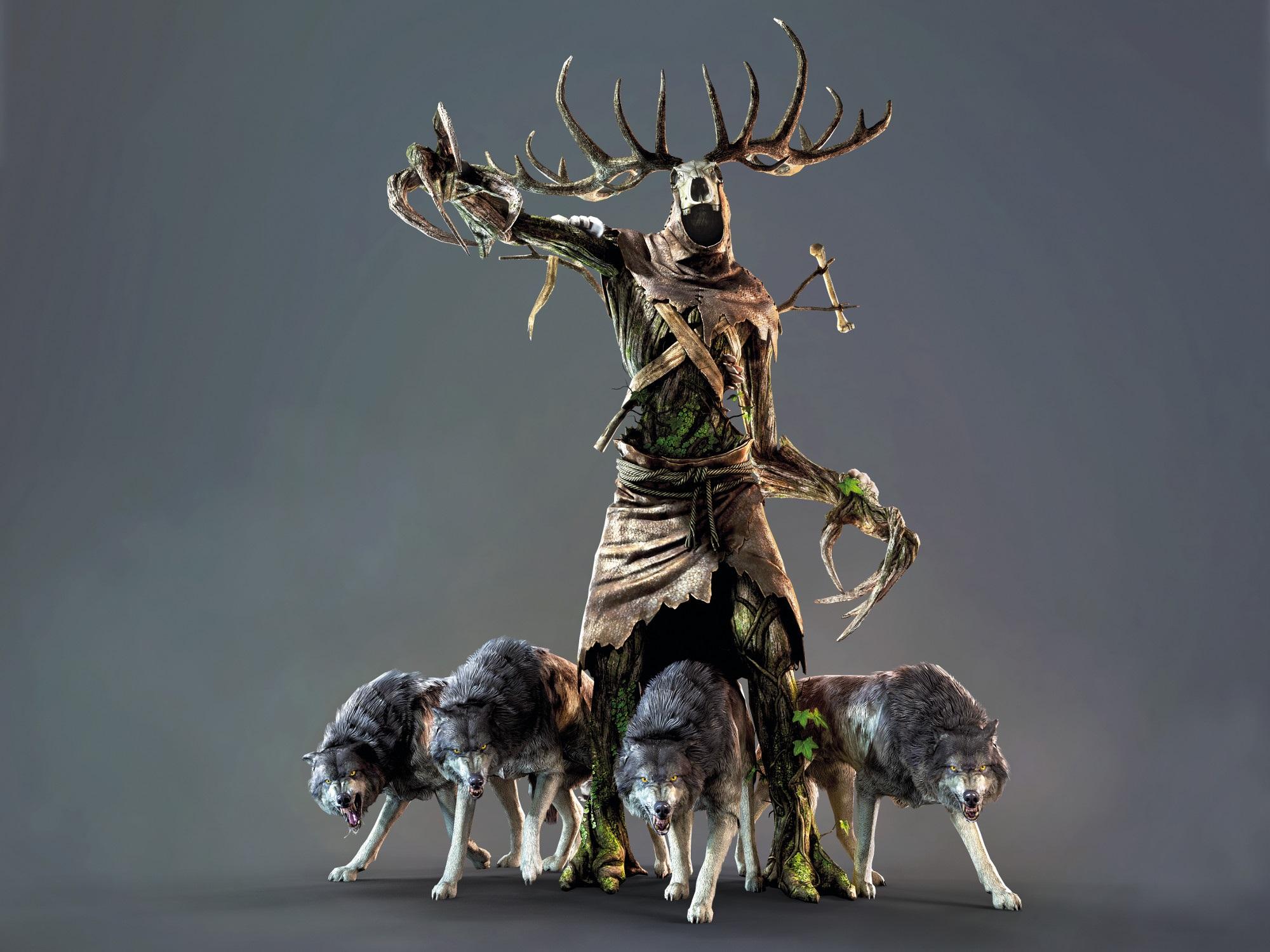 Monstruo Witcher 3