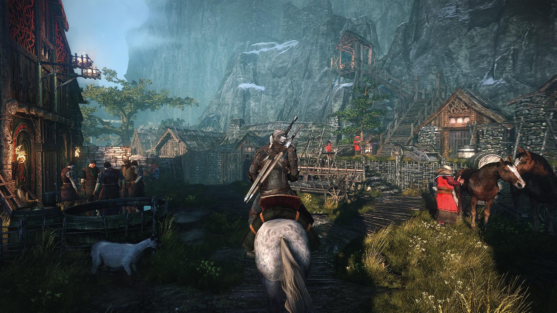Reinos del norte Witcher 3