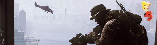 Battlefield 4 en el E3 2013