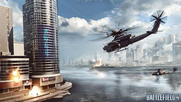 Battlefield 4 E3 2013 PC