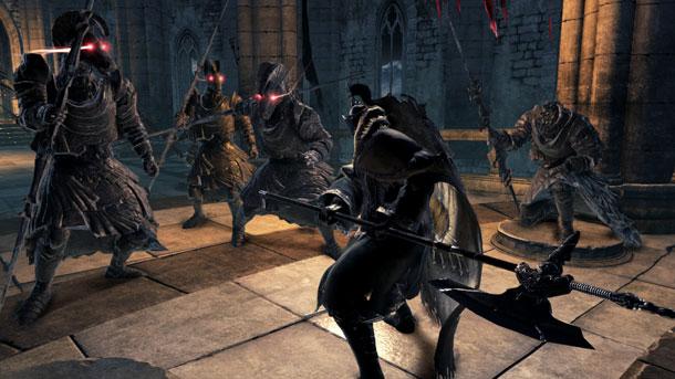 Dark Souls II se deja ver en el E3