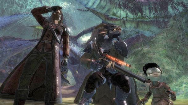 Guild Wars 2 Piratas del Firmamento de Tyria