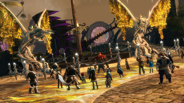 Guild Wars 2 celebra el festival del Dragonicidio