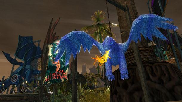 Guild Wars 2. Las piñatas del Dragonicidio.