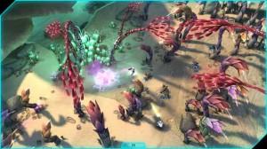 Halo Spartan Asault PC Windows 8 - Alien Forest