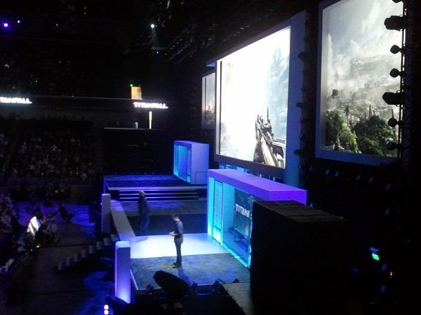 Titanfall Conferencia EA en un E3 2013 con mucho DRM