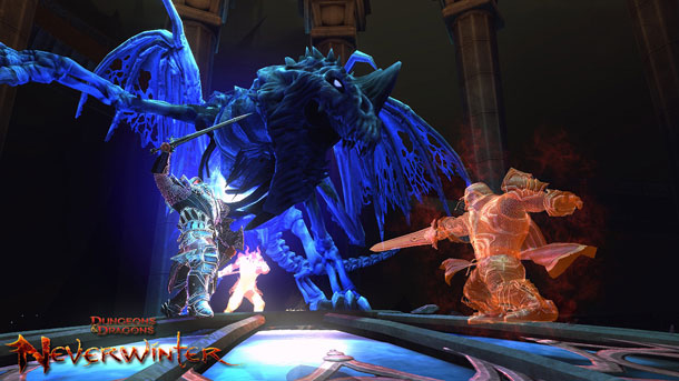 Neverwinter ha llegado