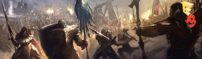 The Elder Scrolls Online 'gameplay' E3 2013.