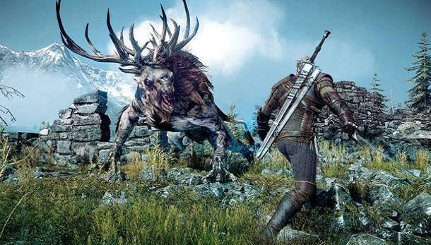 Witcher 3 E3