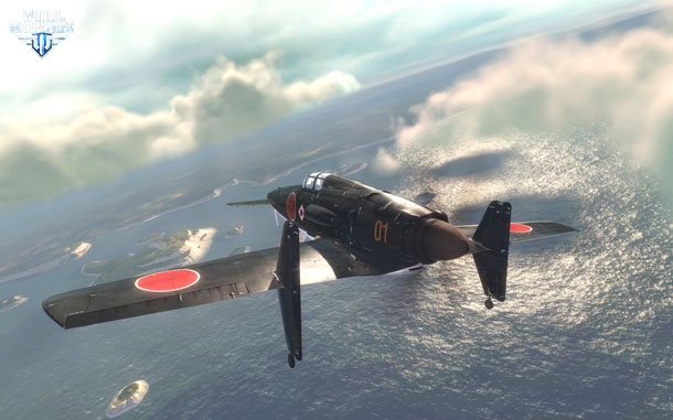 World of Warplanes entra en beta abierta