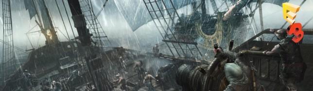Demo 'gameplay' de Assassin'c Creed IV en el E3 2013 PC.
