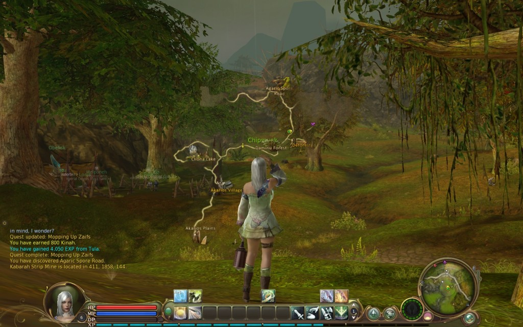 Aion, el MMORPG creado originalmente por ArenaNet.