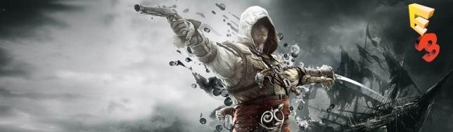 Assassin's Creed IV en el E3 2013.