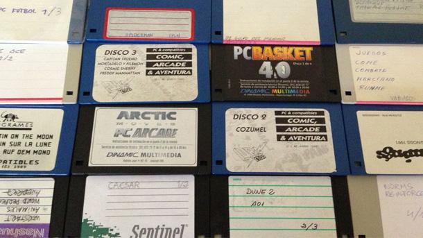 Videojuegos antiguos de PC