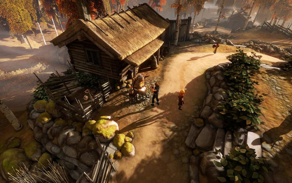 Brothers A Tale of Two Sons para PC de 505 Games.