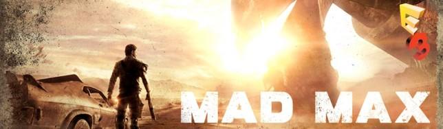Mad Max de Warner Bros para PC anunciado en el E3 2013.