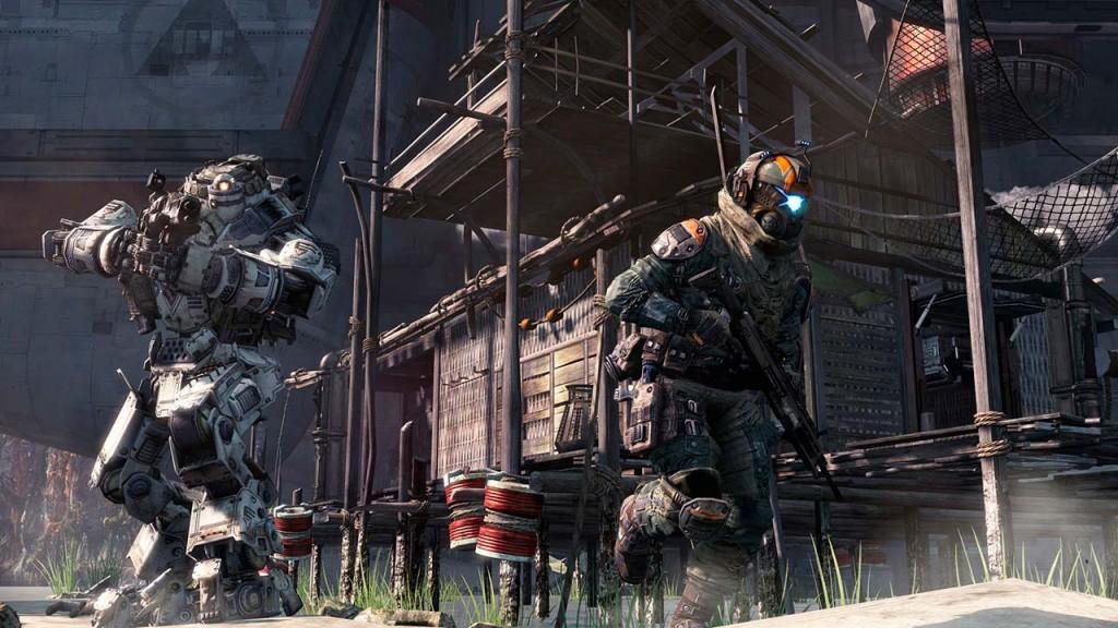 TitanFall para PC llegará en la primavera de 2014.