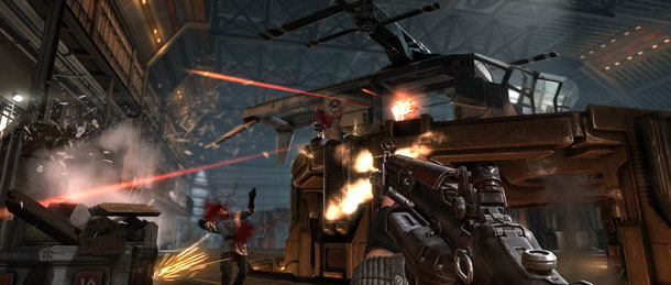 Wolfenstein The New Order en el E3 2013