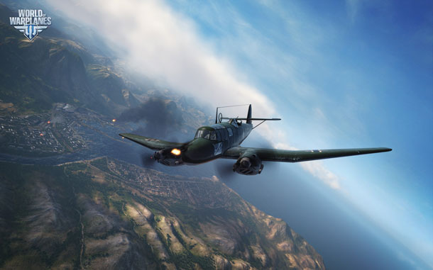 World of Warplanes es lo último de Wargaming.net