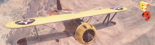 World of Warplanes beta abierta