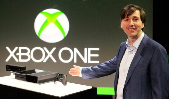 Presentación Xbox One en Seattle.