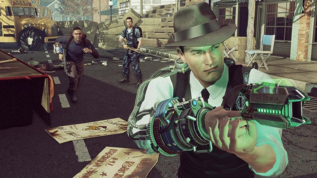 La pistola de plasma, un regalo si reserváis The Bureau XCOM Declassfied.