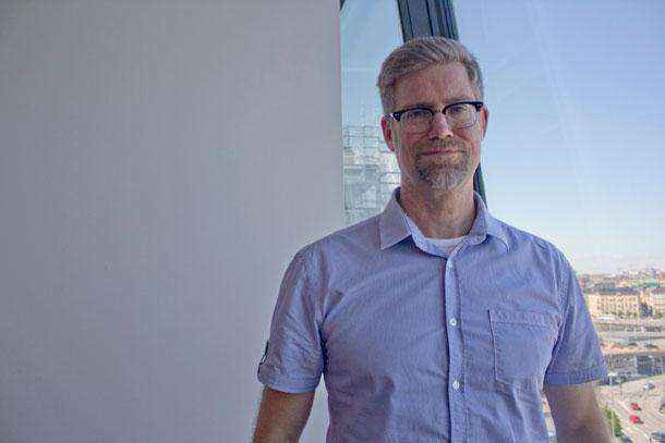 Lars Gustavsson, Director Creativo de DICE