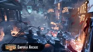 BioShock Infinite DLC, Enfrentamiento en las Nubes
