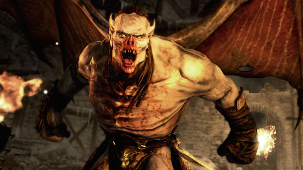 Castlevania Lords of Shadow, demo en Steam