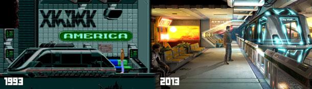 Flashback, el remake
