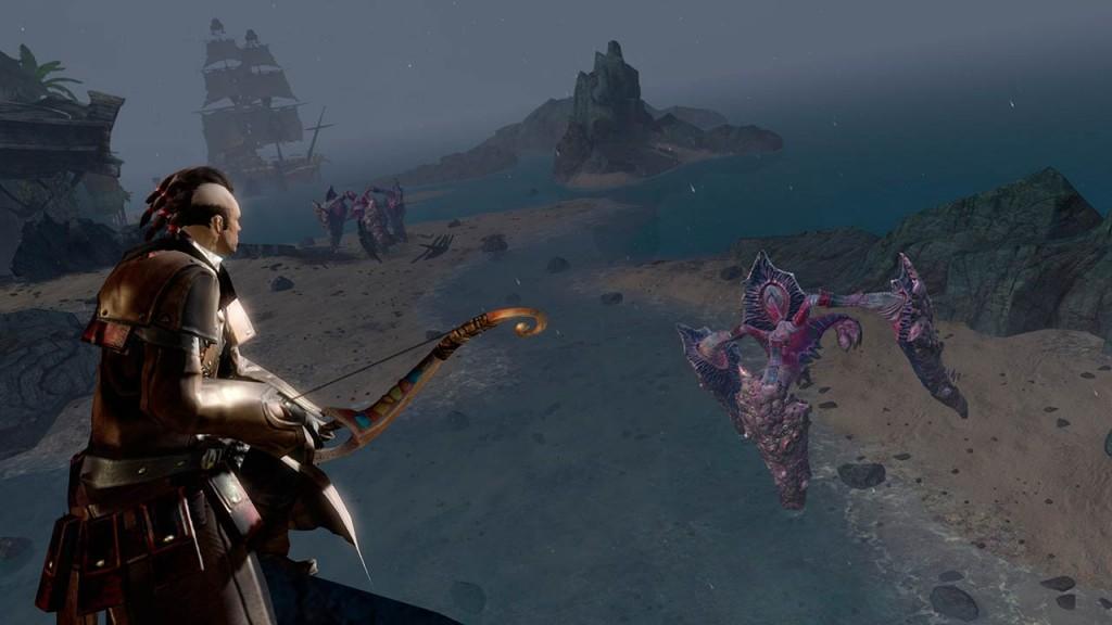 Guild Wars 2 Southsun Survival.