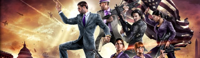 Saints Row 4 'gameplay' del E3 2013.