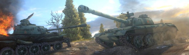 World of Tanks en WCG